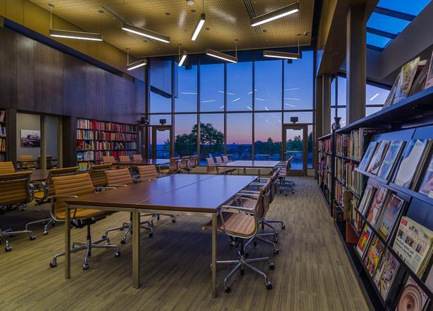 Cincinnati Art Museum Art Academy Emersion Design Archinect