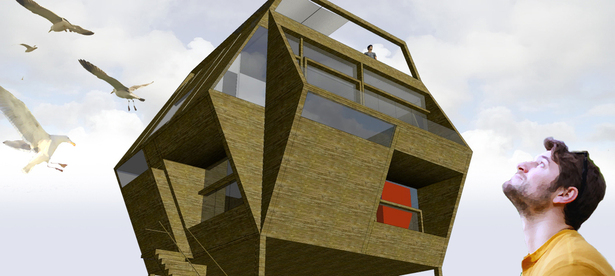 Hexagon House - © 2014 Andrea Salvini