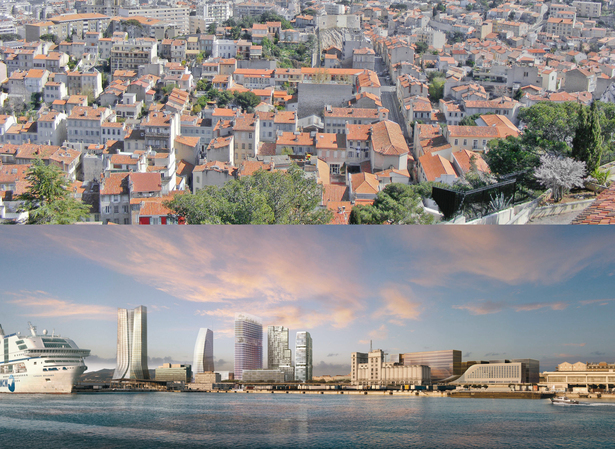 Transformation of Marseilles