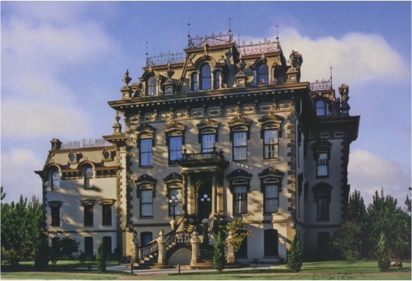 Stanford Mansion historic preservation