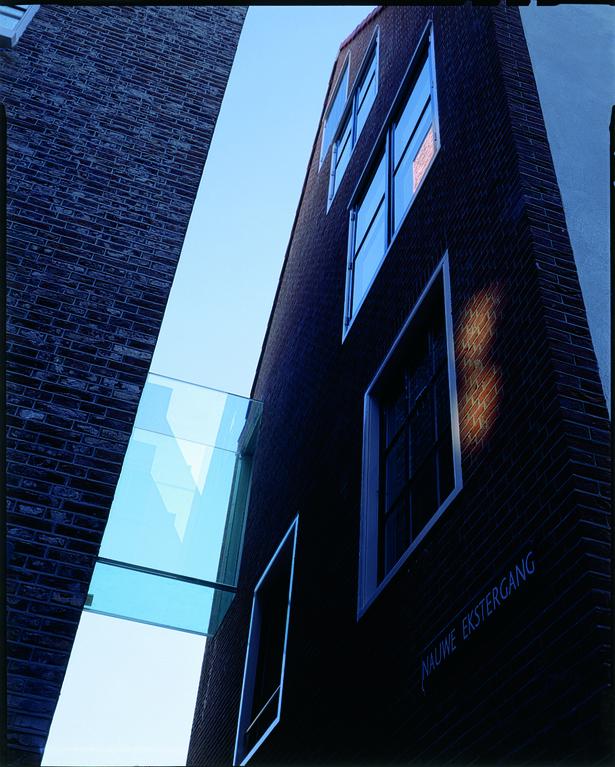 Claus en Kaan Architecten / photo Hans van Dormolen - Binnen Vissersstraat