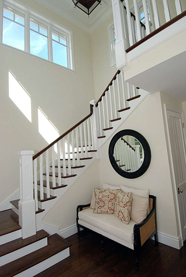 Entry Stair