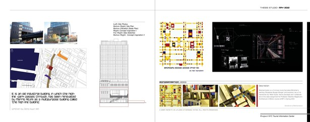 Design Page I- Site & Design Concept Process