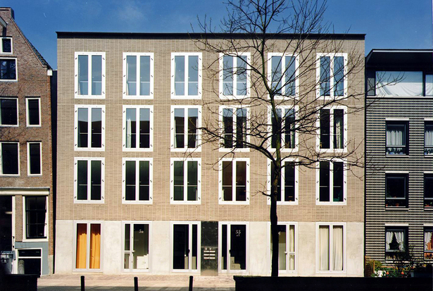 Claus en Kaan Architecten / photo Roos Aldershoff / building n.4