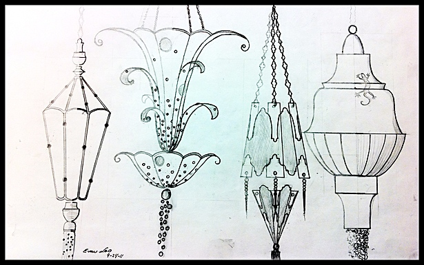 Product Design: Pendants