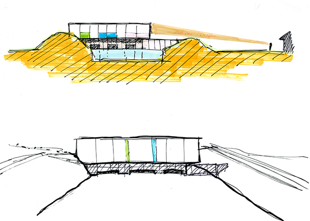 Site Section Study