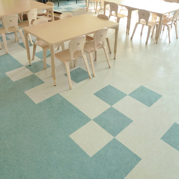 Classroom Floor