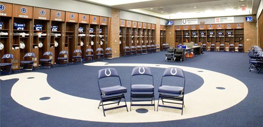 Colt's Locker Room