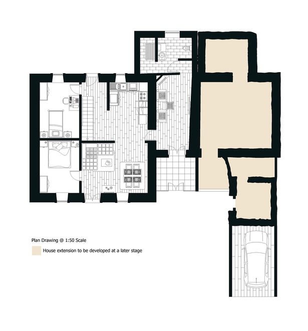 Plan (Ground Floor)