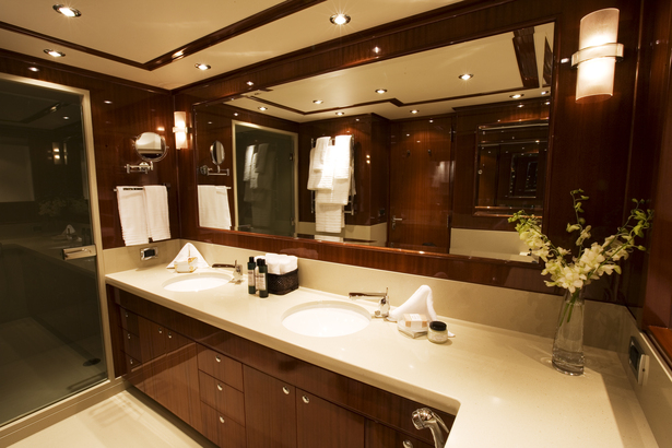 Master Stateroom Head