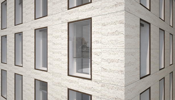 Window detail visualisation for tender package