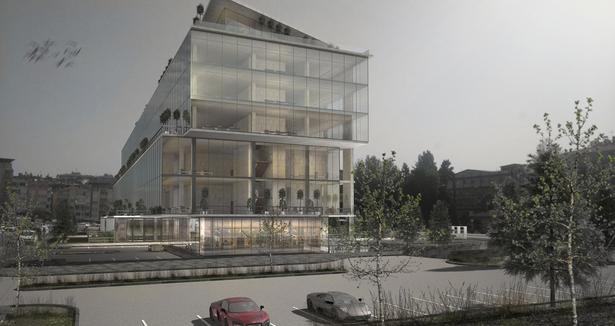 Efeler Municipality Service Building 5, Aydin, Turkey