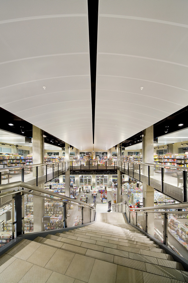 Houston Pavilions Books-A-Million Interior