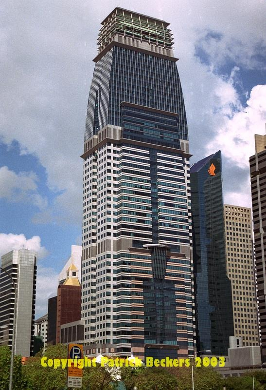 Capitol Tower (Formerly known as POSB Head Quarters)