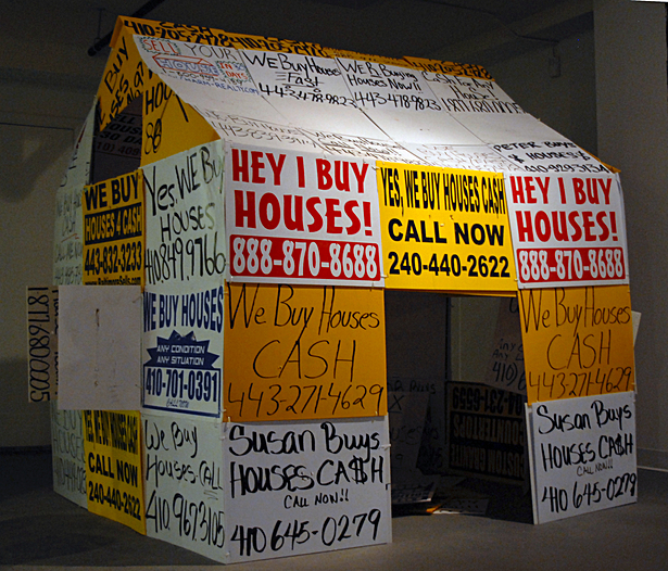 Installation @ Baltimore: Open City