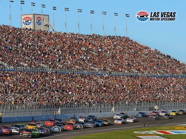 Las Vegas Motor Speedway - Stands