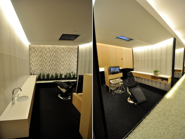 Washington Square Dental, San Francisco CA - LEED Silver
