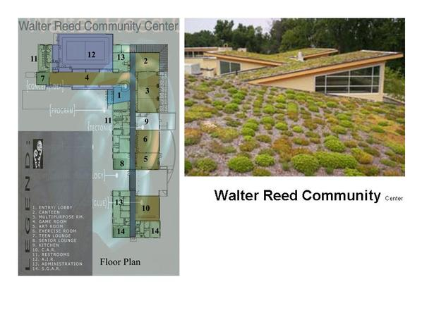 Walter Reed Community Center