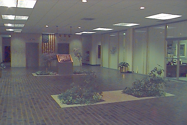 BEFORE - Main 1st Floor Lobby