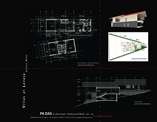 Construction Drawings for Prototype