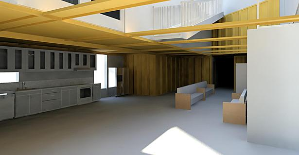 Interior Rendering