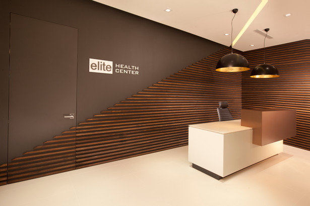 Miami modern scandinavian medical office dkor interiors for Designing interiors inc