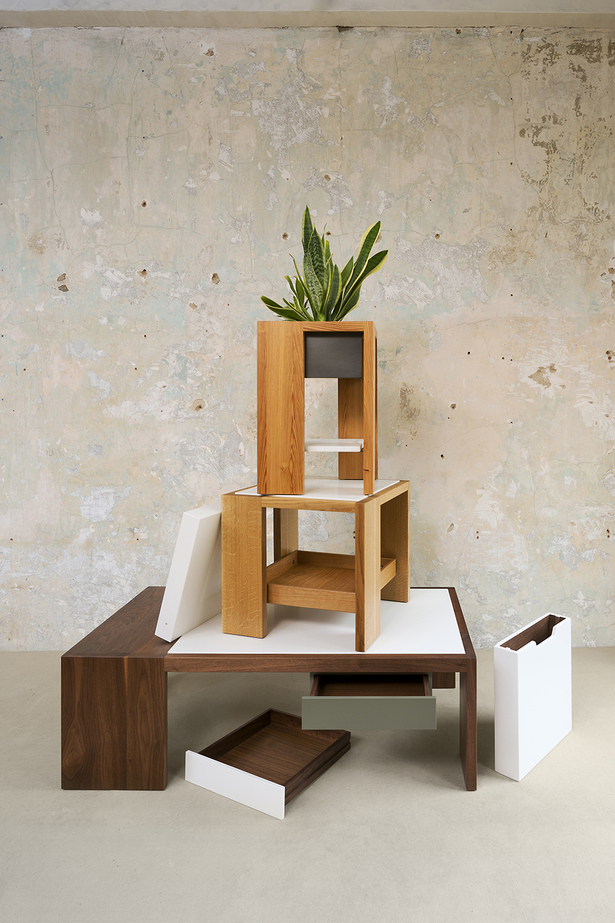 Box Table Series