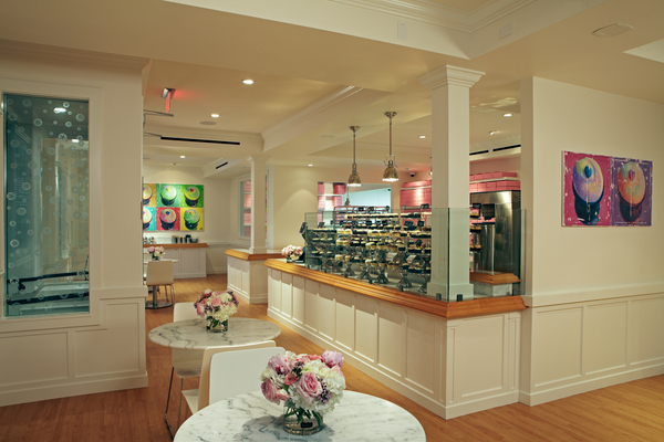 Georgetown cupcake los angeles ralph gentile for Interior design agency los angeles