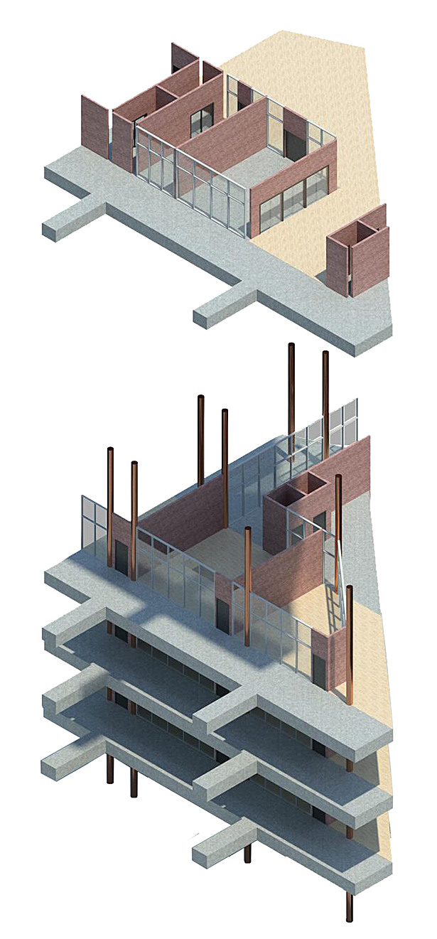 Axonometric,