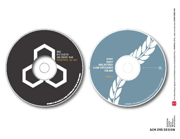 ACM DVD Design