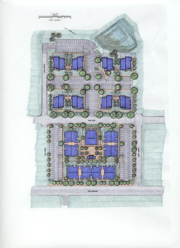 Concept Site Plan