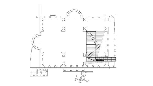 Basilica's plan