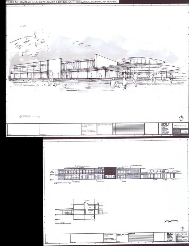 Perspective and Elevations