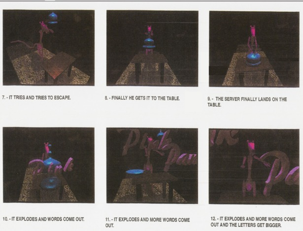 Softimage Storyboard for Masters