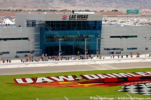 Las Vegas Motor Speedway - Entrance
