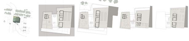 Kulturhus plans. 
