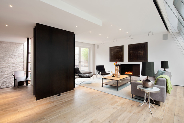 Midtown Minimal Living Room. Photo: Evan Joseph