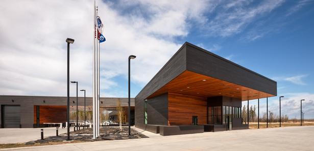 US Land Port of Entry - Warroad, Minnesota