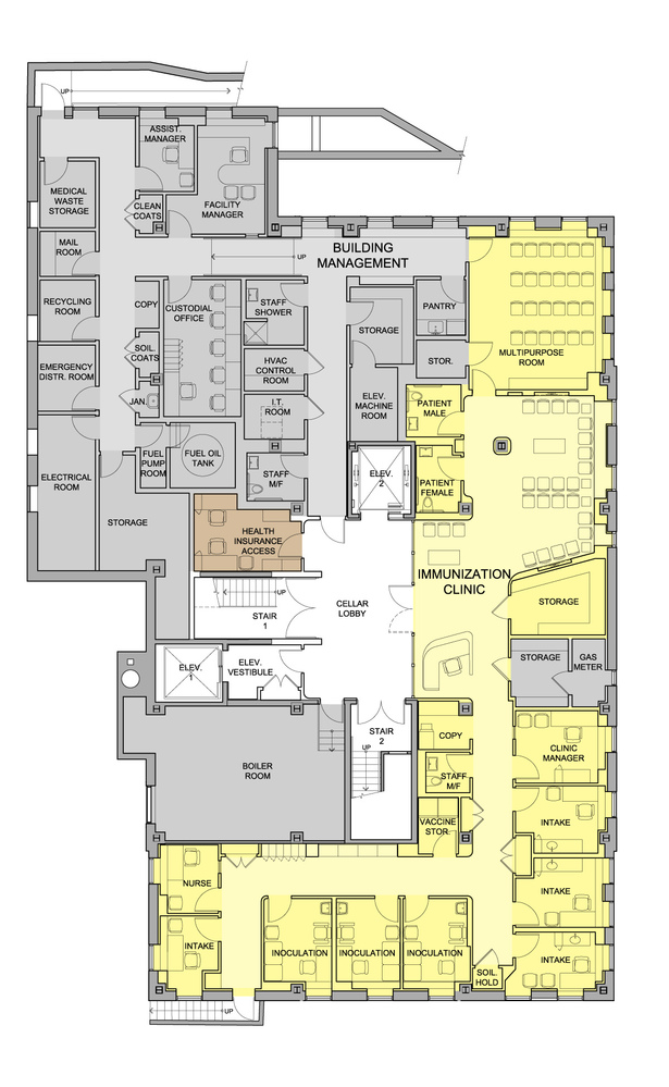 Cellar Plan