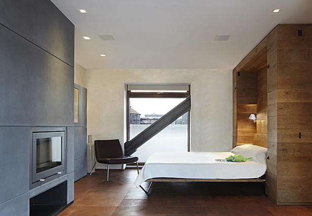 Guest room / Den