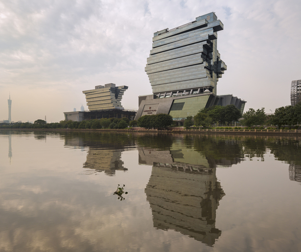 Two aedas projects win renowned international architecture for International architecture firms