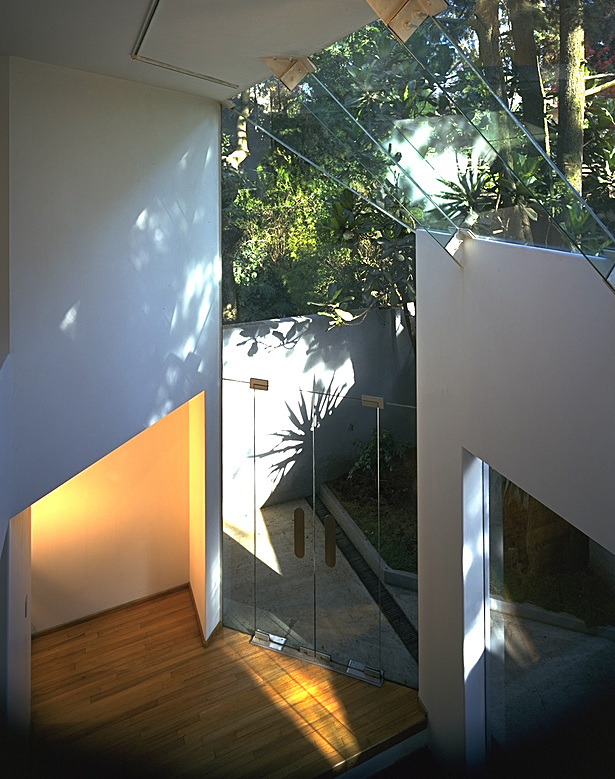 Livring room from master Bedroom
