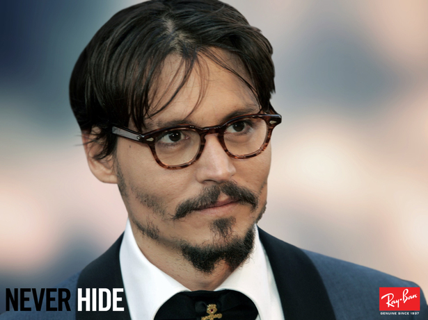 Ray Ban - Johnny Depp