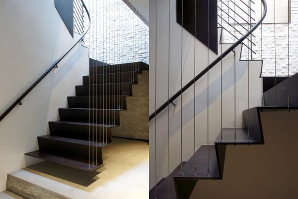 Midtown Minimal Stair. Photo: T. G. Olcott