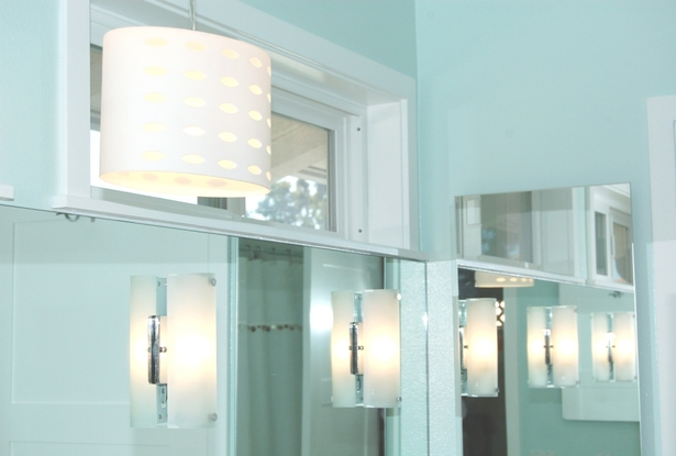 guest bath lighting