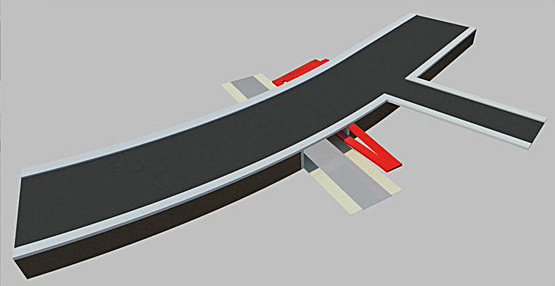 Proposed Footbridge