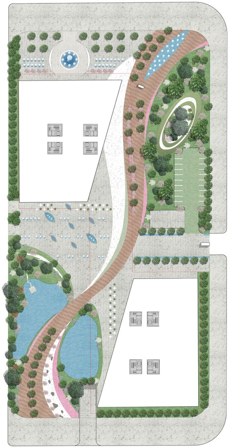 Scheme A Site Plan