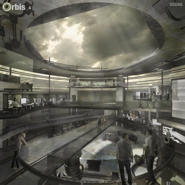 'The Revival of the Silo' competition >Orbis Project >board04