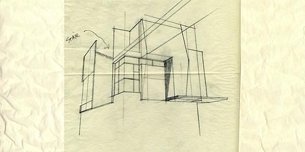Exterior Concept Sketch Rear 1