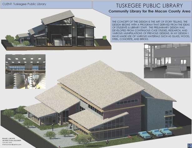 Tuskegee Public Library